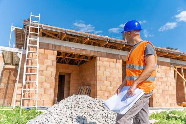 Stavby domů, objektů a provozoven